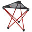Robens Geographic Stool High Red